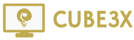 CUBE3X logo